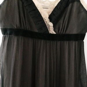 Michael Kors Black Hobo Summer Dress